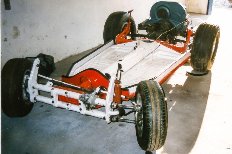 A simplicidade da mecânica do buggy é a base do sucesso dele. E a facilidade de fazer um lift de carroceria também.