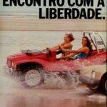 Buggies brasileiros da década de 80 - Encontro com a liberdade! Buggy na Imprensa