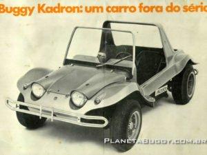 Folder do Kadron, mostrando o espelho no painel