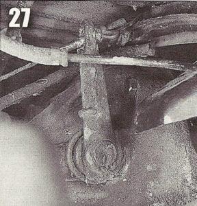 Instalando o cabo de embreagem