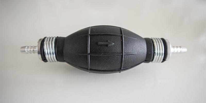 Bomba de combustível manual