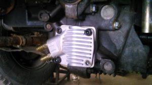 Filtro de óleo no Fusca - Bomba dupla com saída para filtro de ar ou radiador