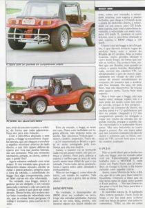 Revista Motor 3 - Expedito Marazzi voando de buggy