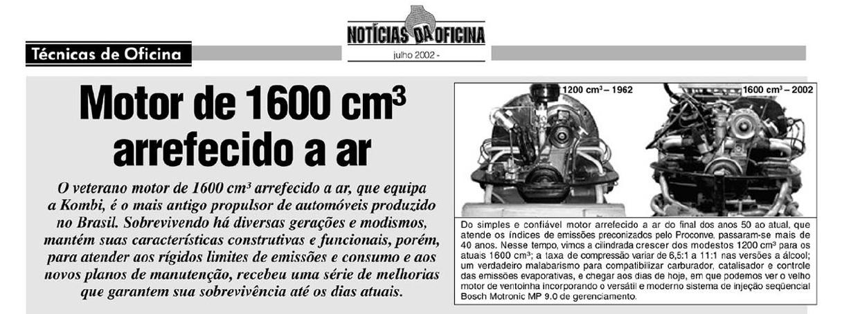 Apostila de mecânica para o Boxer – Conhecendo este motor