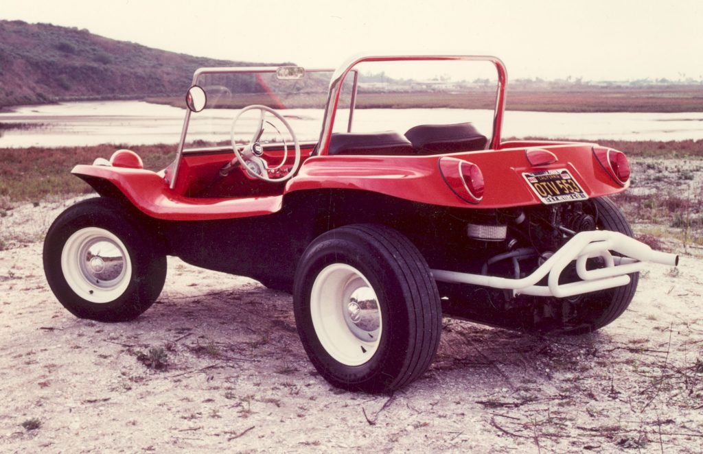 Classificando Buggies - Old Red