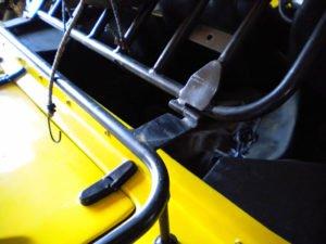 Bagageiro para buggy