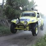 Classificando Buggies - Fusca Baja voando