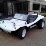 Buggy Bugre, classificado como Fiberglass Dune Buggy