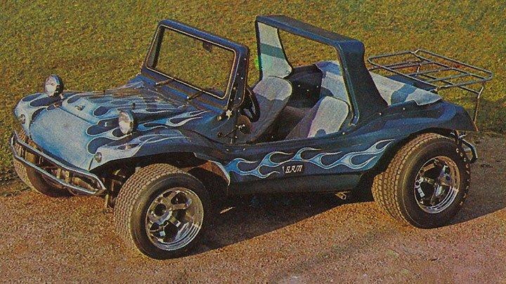 Buggy clássico - BRM
