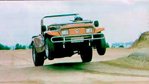 Buggy Voa? BRM M6 por Expedito Marazzi