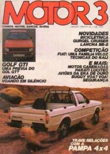 Revista Motor 3 BRM Buggy