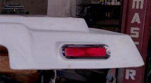 Lanternas (sinaleiras) em buggy - Glaspac