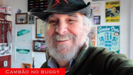 Canal do Planeta Buggy - Cambão - Alterações no menu do site