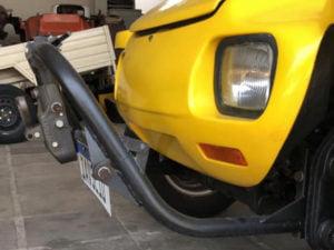 Parachoque buggy F1600 - Farina Automóveis