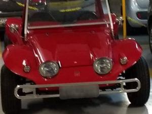 Parachoque dianteiro do Buggy Tropy Kadron
