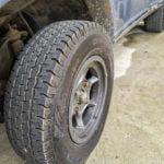 Bugre V - Leo Stocco roda dianteira