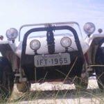 Parachoques em buggy