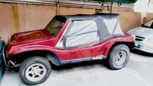 Razões para ter um buggy - Robson Barreto