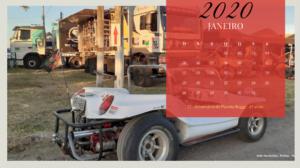Calendário 2020 – Imagens de Buggies para Buggistas e Bugueiros