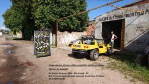 Mestres do Planeta - Oficina do Roberto, em Rio Grande-RS