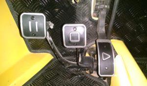 Customizar o Buggy - pedaleira esportiva