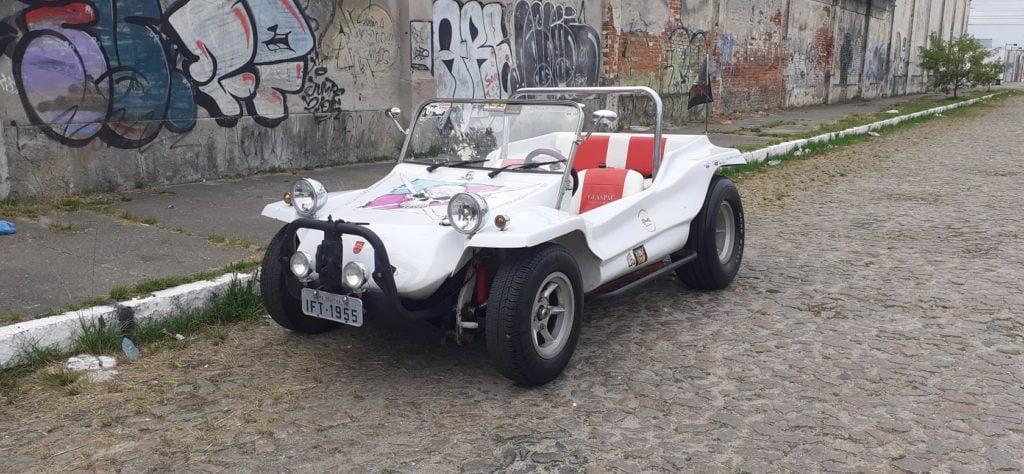 Garagem do Planeta - Buggy Glaspac