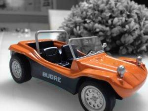 Miniatura do Bugre II