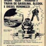 Segurança do Buggy - Trava Veronezzi
