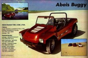 Buggy Abais – Natural de Sergipe