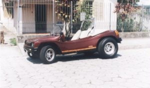 Buggy Belfusca Duna do Evan SC