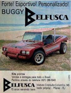 Buggy Belfusca do Rio de Janeiro