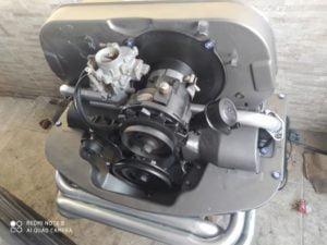 Reforma do Buggy Magnata Taíba - escape e motor completo