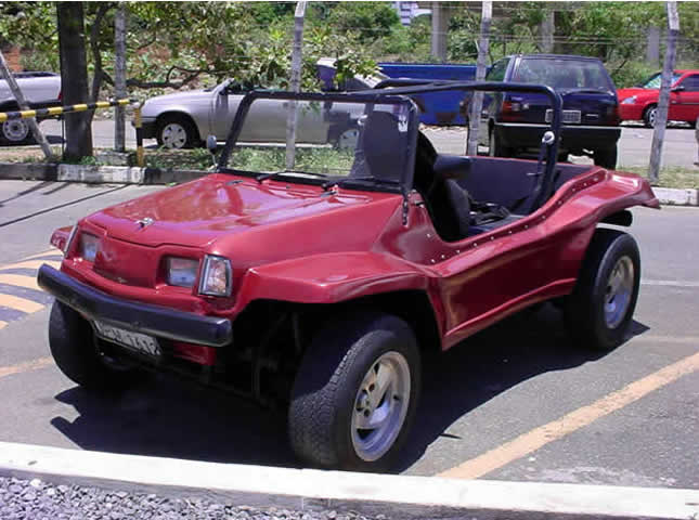 Buggy AMX do Manoel Messias