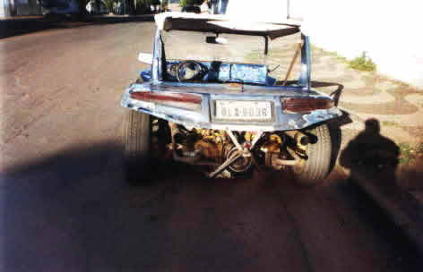 Buggy Agnis do Everley Carlos de Guararapes-SP