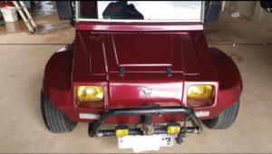 Buggy Equus do Heyland – Modelo Maxxi 1995