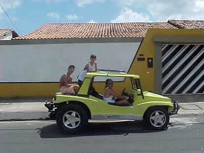 Buggy Eqqus de Fortaleza-CE