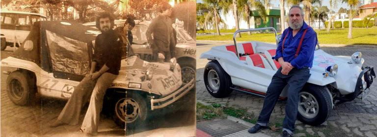 Velho'73 - 45 anos de diferença