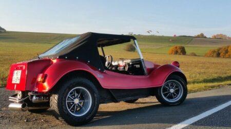 GP Buggy - O buggy da Karmann