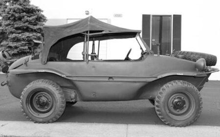 Curiosidades #2 – Schwimmwagen – A Inspiração de Bruce Meyers?