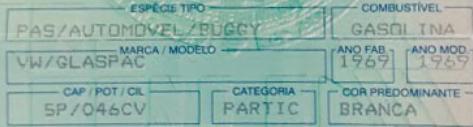 Perguntas frequentes - documento de buggy